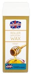 Ronney Roller Depilatory Wax Wosk do depilacji HONEY