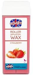 Ronney Roller Depilatory Wax Wosk do depilacji STRAWBERRY