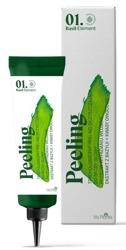 Vis Plantis Basil Element Trychologiczny peeling oczyszczający przeciw wypadaniu włosów 125ml