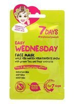7Days maska do twarzy Easy Wednesday 28g