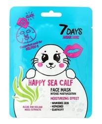 7Days maska do twarzy Happy Sea Calf 28g