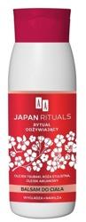 AA Japan Rituals Hydrobalsam do ciała Rytuał odżywiający 400ml
