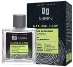 AA MEN Natural Care woda po goleniu Łagodząca 100ml