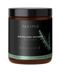 ALKEMIE świeca zapachowa Woodland Whisper 180ml