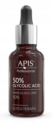 APIS Glyco TerApis Kwas Glikolowy 50% 30ml