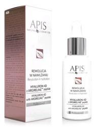 APIS Hyaluron 4D + Argireline TM Peptide Koncentrat do twarzy 30ml