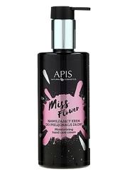 APIS Nawilżający krem do rąk MISS FLOWER 300ml