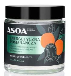 ASOA mus Energetyczna Pomarańcza 120ml