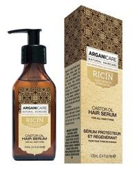 AgraniCare Hair Serum CASTOR Serum do włosów z olejem rycynowym 100ml