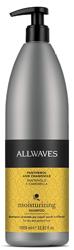 Allwaves Pro Shampoo Nawilżający szampon Pantenol i rumianek 1000ml