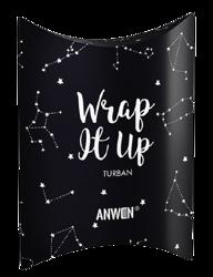 Anwen Wrap It Up Turban (czarny)