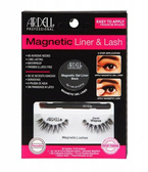 Ardell Magnetic Liner&Lash Magnetyczny eyeliner + sztuczne rzęsy Demi Wispies