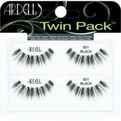 Ardell Twin Pack Sztuczne rzęsy 601 Black 2 pary