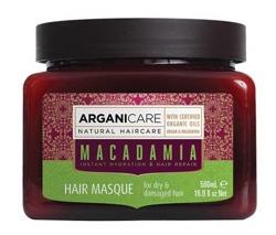 ArganiCare Hair Masque MACADAMIA Maska do włosów z olejem makadamia 500ml