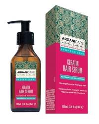 ArganiCare Hair Serum KERATIN Serum naprawcze do włosów z keratyną 100ml