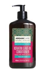 ArganiCare Leave-in Conditioner KERATIN Odżywka bez spłukiwania do włosów suchych z keratyną 400ml