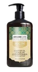 ArganiCare Leave-in Hair Repair CASTOR Odżywka bez spłukiwania z olejem rycynowym 400ml