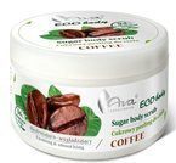 Ava ECO Body peeling cukrowy Coffee 250g