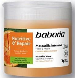 BABARIA RESET maska do włosów suchych i zniszczonych 400ml