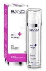 BANDI Anti Rouge CC korektor na naczynka 50ml