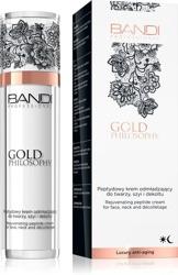BANDI Gold Philossphy krem peptydowy twarz/szyja/dekolt 50ml
