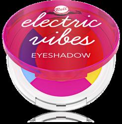 BELL Electric Vibes Eyeshadow Kolorowe cienie do powiek 9g