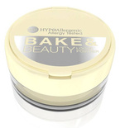 BELL HYPOAllergenic Bake&Beauty Loose Powder Sypki puder do bakingu