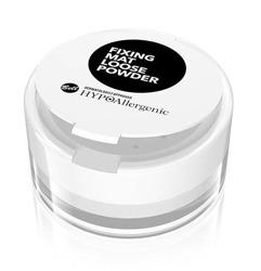 BELL HYPOAllergenic Fixing Mat Powder Sypki matujący puder do twarzy