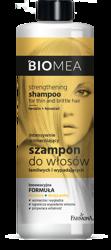 BIOMEA Szampon intensywnie wzmacniający do włosów łamliwych i wypadających 400ml