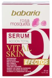 Babaria Serum 9 efektów z olejkiem z róży piżmowej 50 ml