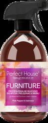 Barwa Perfect House FURNITURE Mleczko do mebli 480ml