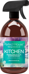 Barwa Perfect House KITCHEN - Profesjonalny płyn do mycia kuchni 500ml