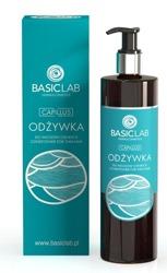 BasicLab DERMOCOSMETICS CAPILLUS Odżywka do włosów cienkich 300ml