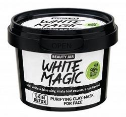 Beauty Jar Maska do twarzy WHITE MAGIC 140G