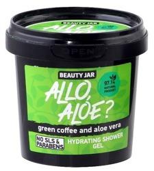 Beauty Jar Nawilżający żel pod prysznic Allo Aloe? 150g