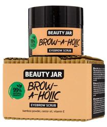 Beauty Jar Peeling do brwi BROW-A-HOLIC 15ml