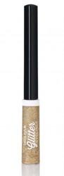 Beauty UK Glitter Liquid Eyeliner - Połyskujący eyeliner w płynie 2 Gold