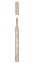 BeautyUK High Definition Eyebrow liner - Flamaster do brwi 1 Ash brown
