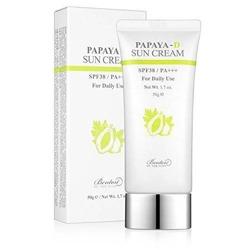 Benton Papaya-d Sun Cream SPF38 PA+++ Krem ochronny 50g