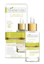 Bielenda Aktywne serum korygujące do twarzy na dzień i noc 30 ml Skin Clinic Professional Super Power Mezo Serum