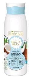 Bielenda Beauty Milky mleczko pod prysznic Kokos 400ml
