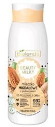 Bielenda Beauty Milky mleczko pod prysznic Migdałowe 400ml