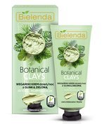 Bielenda Botanical Clays krem do twarzy z glinką zieloną 50ml