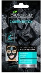 Bielenda Carbo Detox - Oczyszczająca maska węglowa do cery suchej i wrażliwej 8g