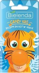 Bielenda Crazy Kiss Balsam do ust w kulce Tygrys 8,5g