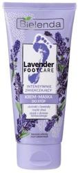 Bielenda Lavender Foot Care krem-maska do stóp Zmiękczająca 100ml