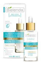 Bielenda Skin Clinic Professional Super Power Mezo - Aktywne serum nawilżające na dzień i noc, 30 ml