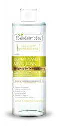 Bielenda Skin Clinic Professional Super Power Mezo Tonik - Aktywny tonik korygujący, 200 ml