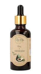 Bio Olja Olej z Avocado BIO Nierafinowany 50ml