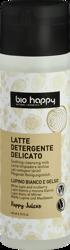 BioHappy Mleczko delikatnie oczyszczające Biały Łubin&Morwa 200ml
